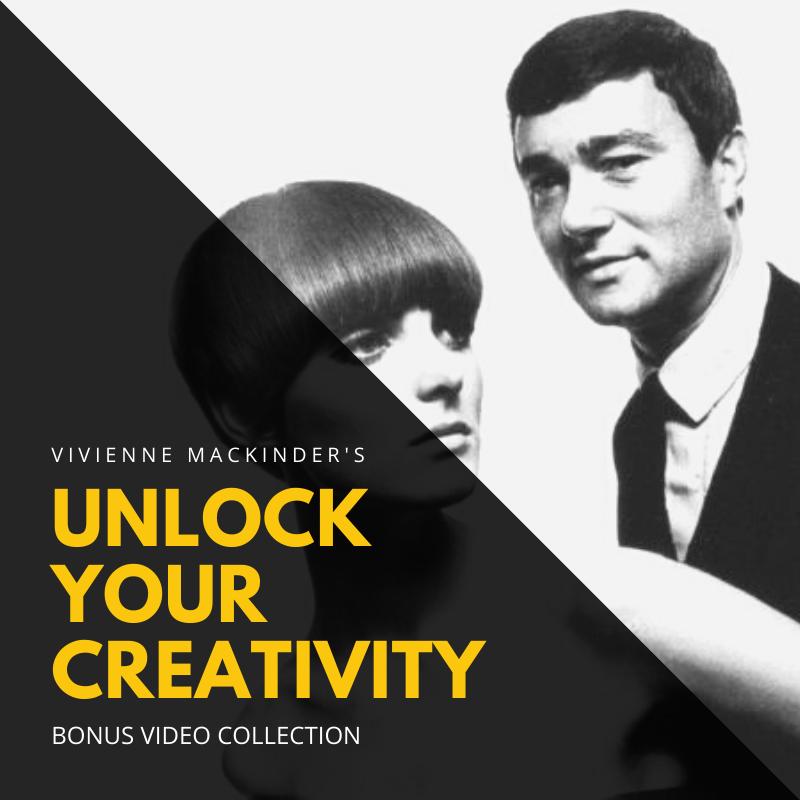 vivienne mackinder unlock your creativity tutorial collection