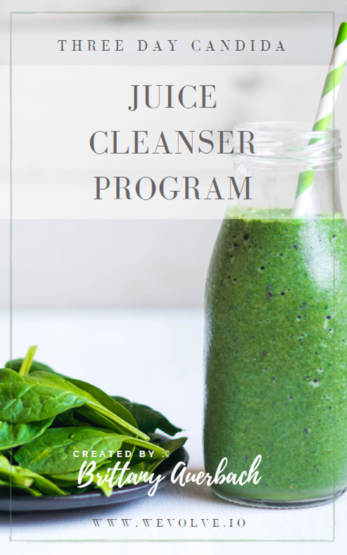 3 day candida cleanse