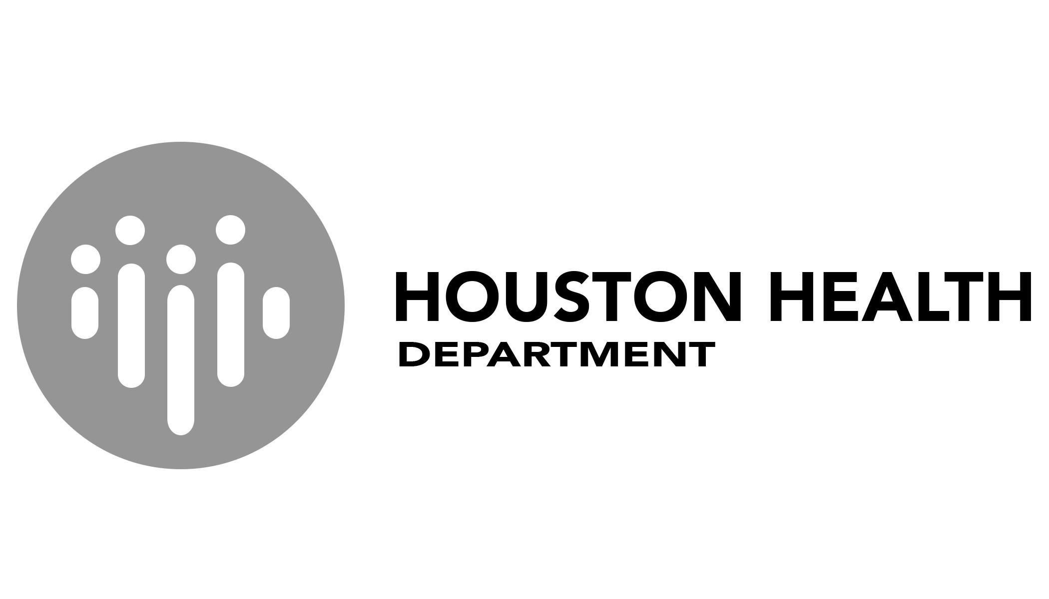 Houston Health Department Logo