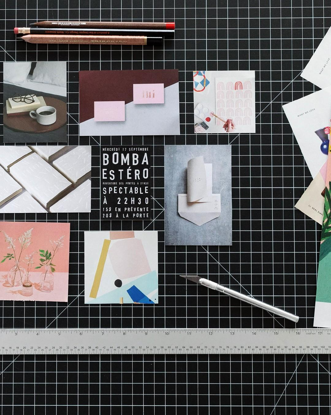 moodboard branding for wellness, creative, heart-driven small businesses
