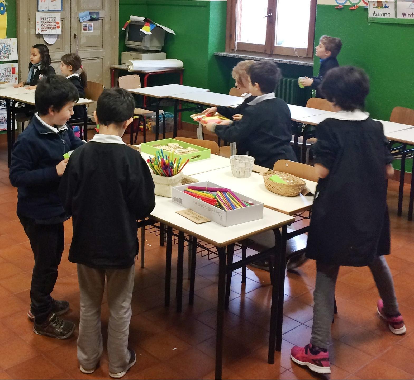 Un gioco in classe | Biella Cresce