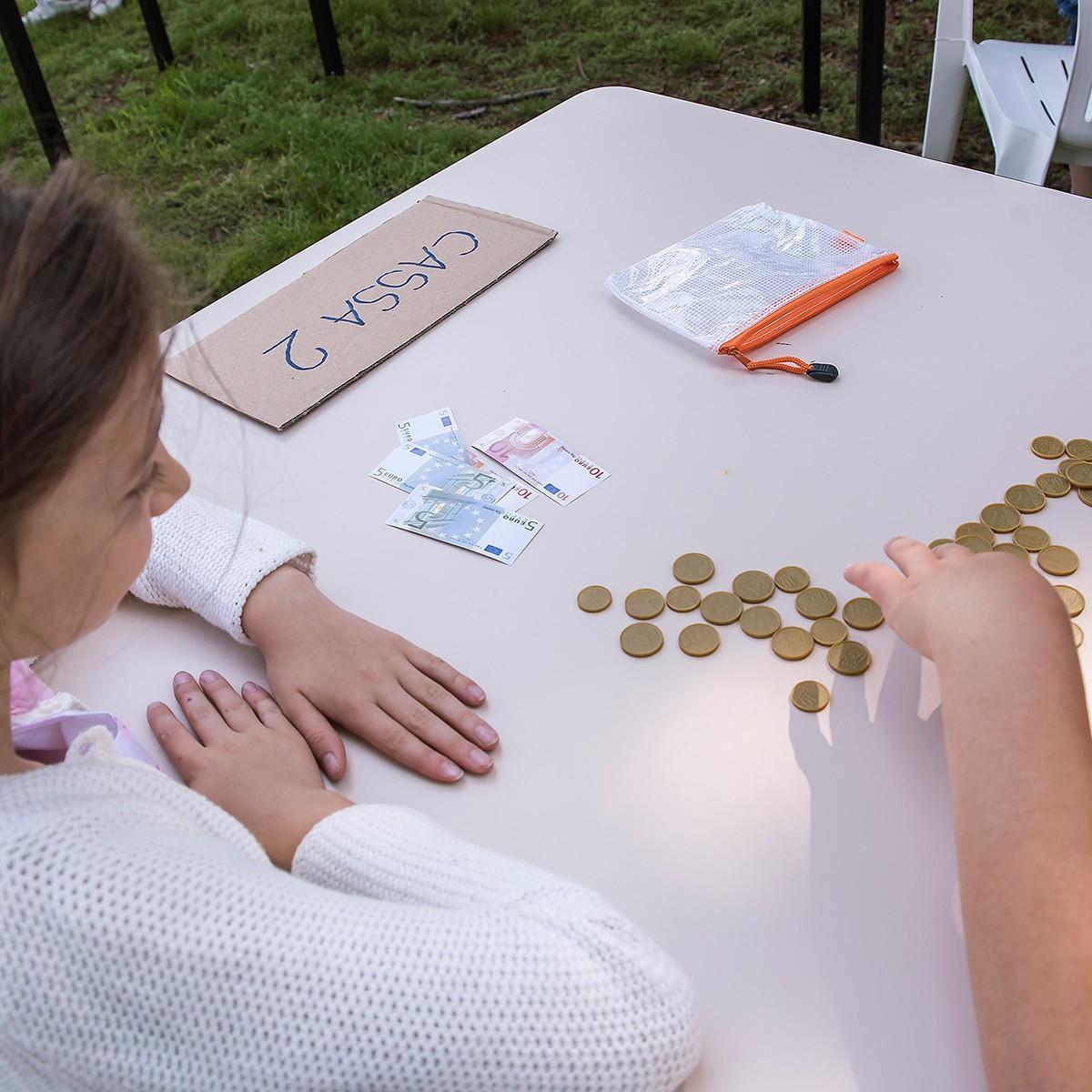 Il gioco del mercatino per allenare i calcoli | Biella Cresce