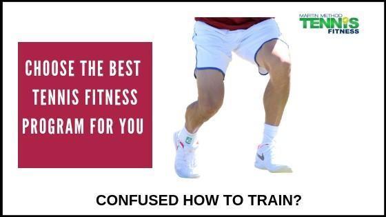 tennis fitness program survey