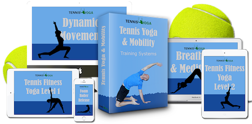 Tennis Yoga, Mobility & Injury Prevention