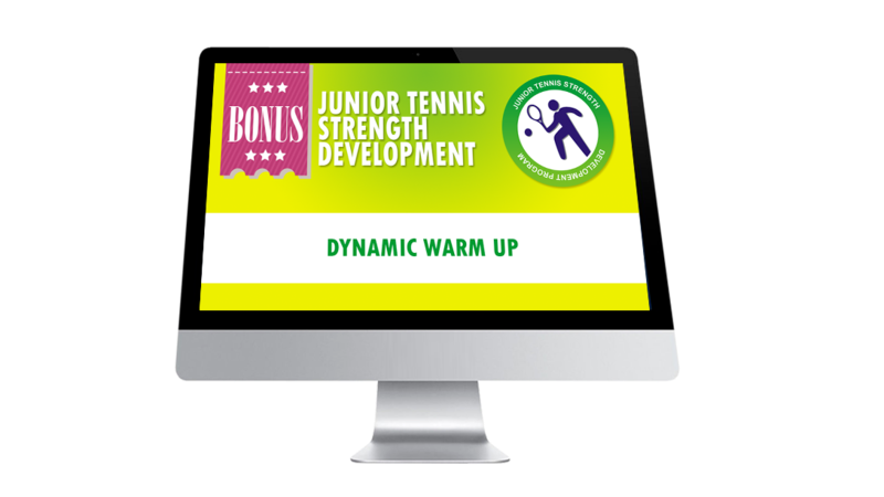 Dynamic Tennis Warm Up
