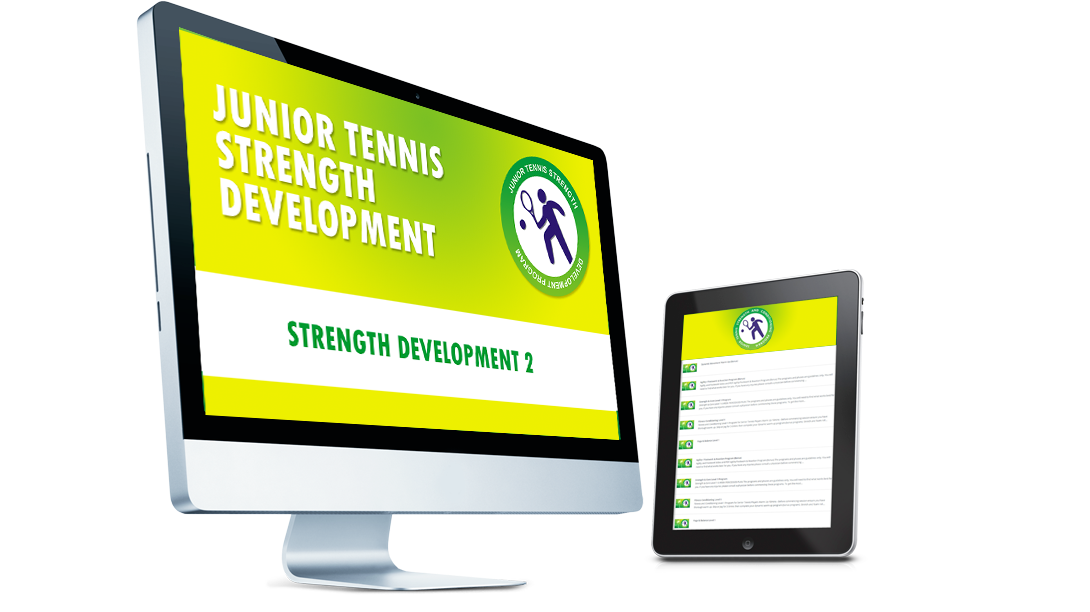 Tennis Strength & Core Development Level 2