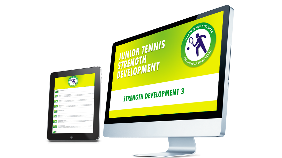 Tennis Strength & Core Development Level 3