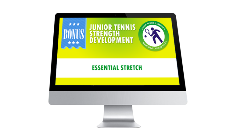 Essential Tennis Stretch