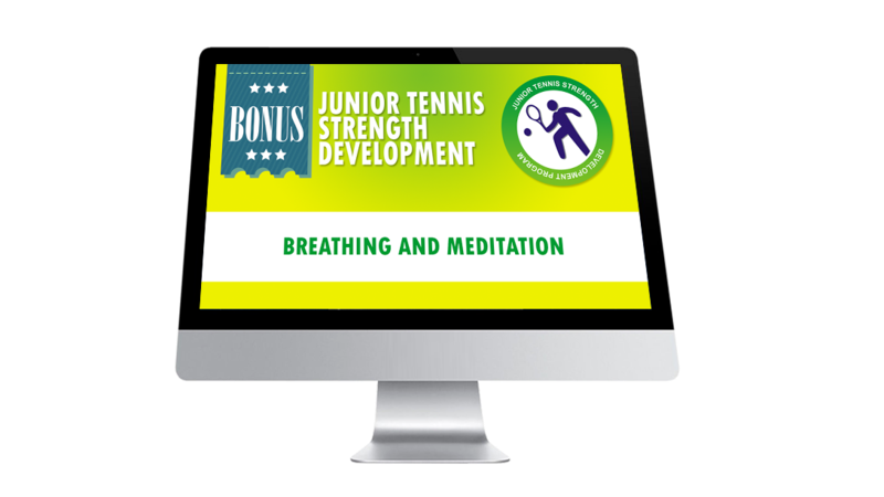 Tennis Breathing & Meditation