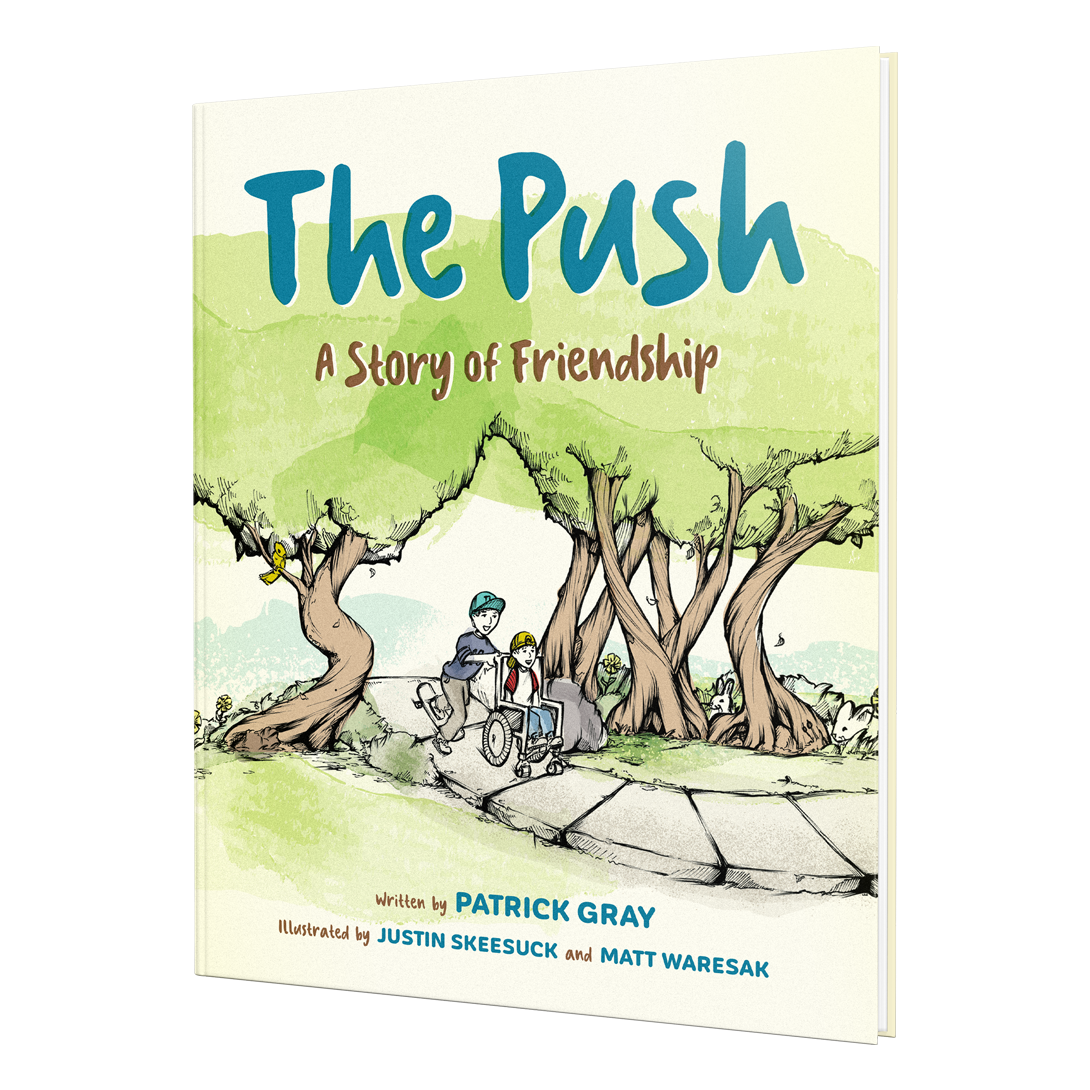 The push: a story of friendship