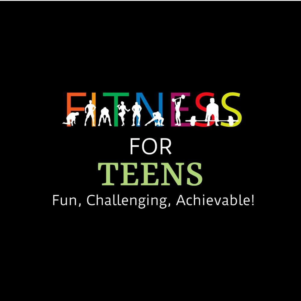 Fitness for Teens Logo