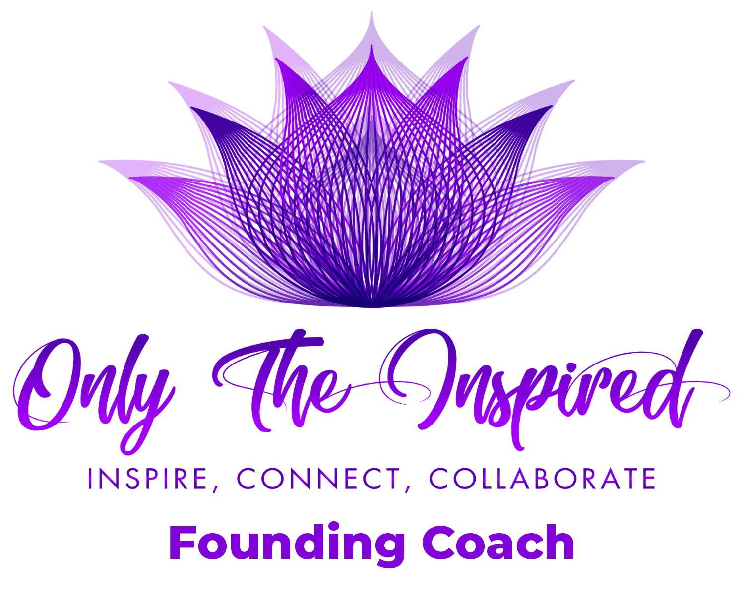 Only the Inspired Founding Coach Logo