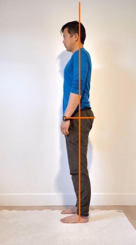 achieve neutral pelvis tilt position