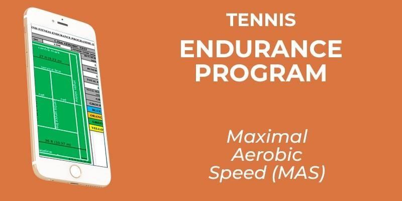 TENNIS ENDURANCE PROGRAM