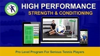 tennis gym program
