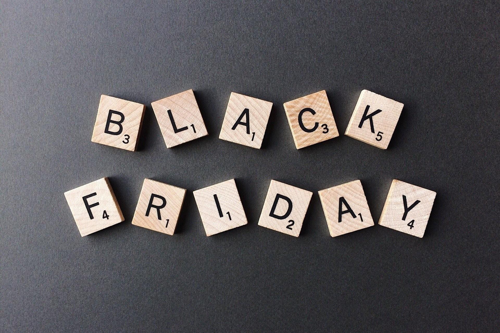 Black Friday auf der 5 Sterne Akademie