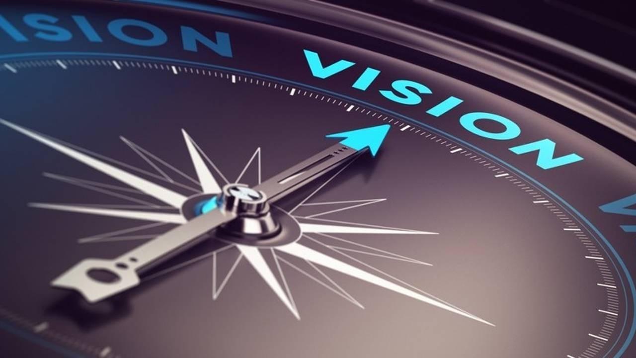Mission Vison Compass