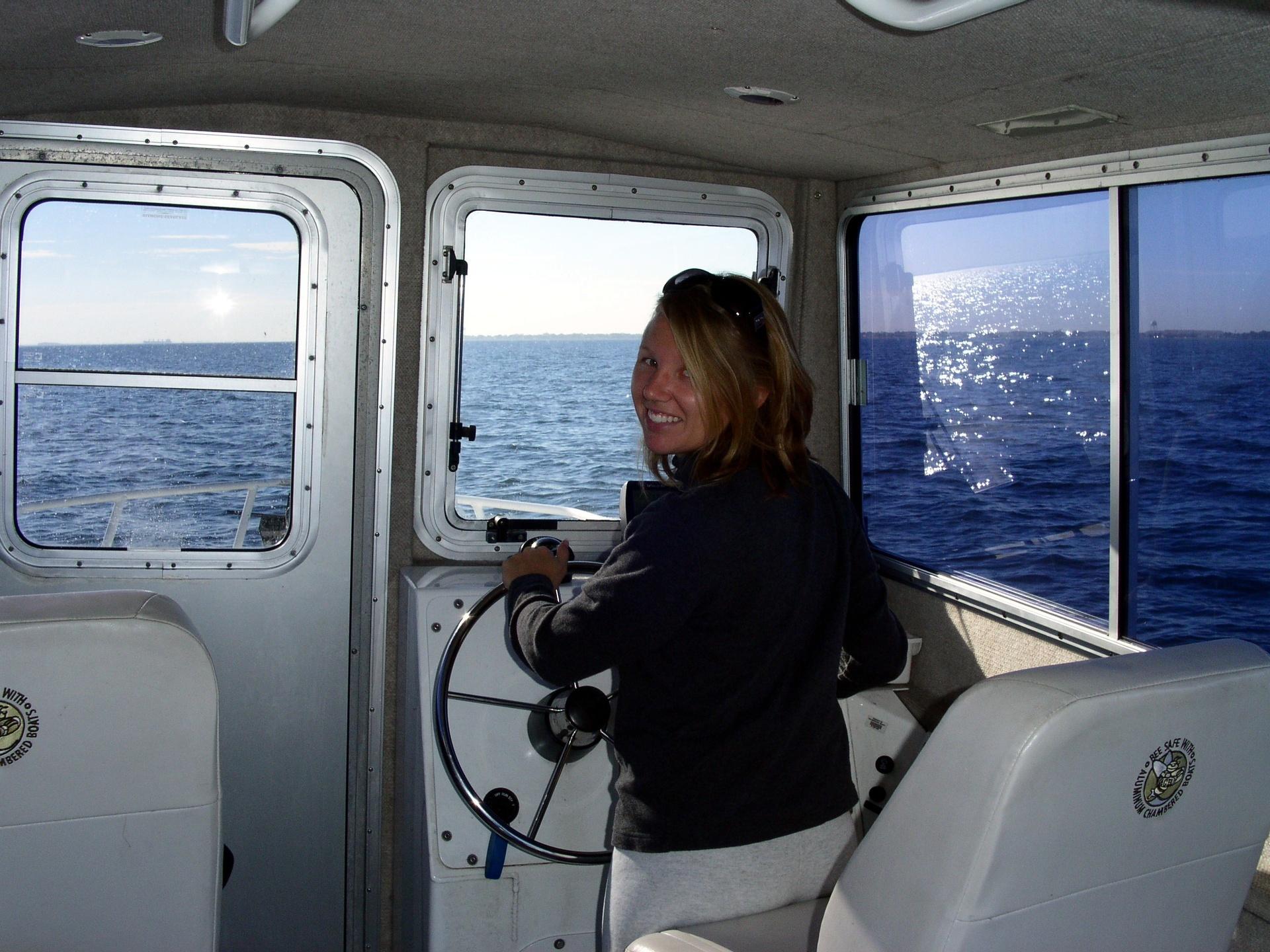 Surface water monitoring in Tampa Bay, Florida