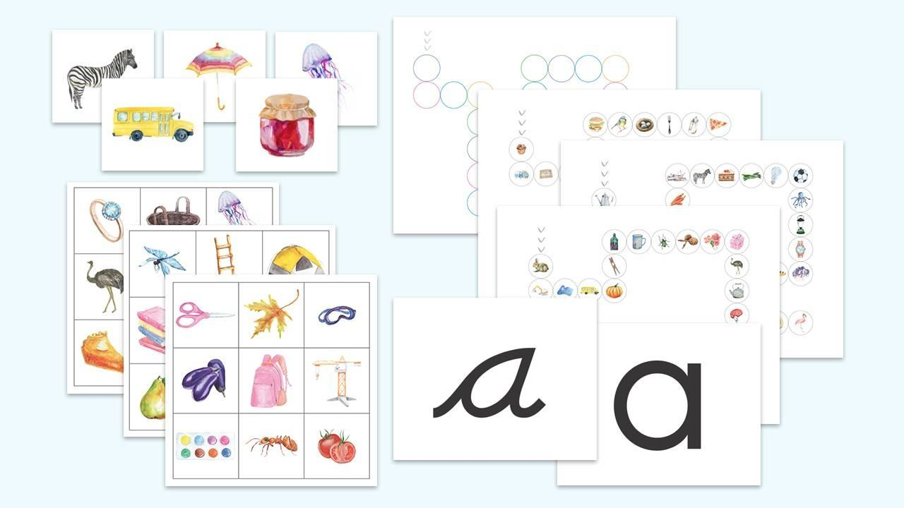 Teaching Letter Sounds Toolkit With Fun Activities And Printables