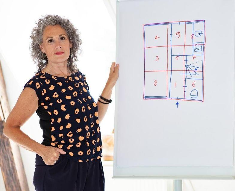 Nina Elshof, Ba Gua, Conceptual Feng Shui, Feng Shui Academie