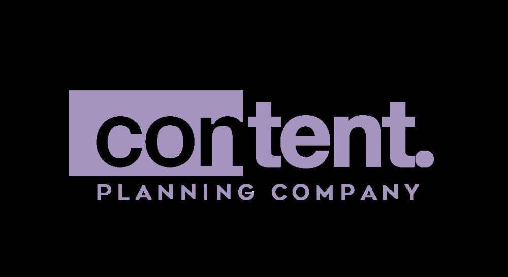 Content Planning Company logo