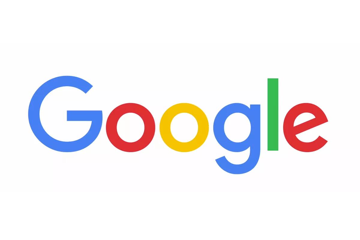 Google Transparent Logo