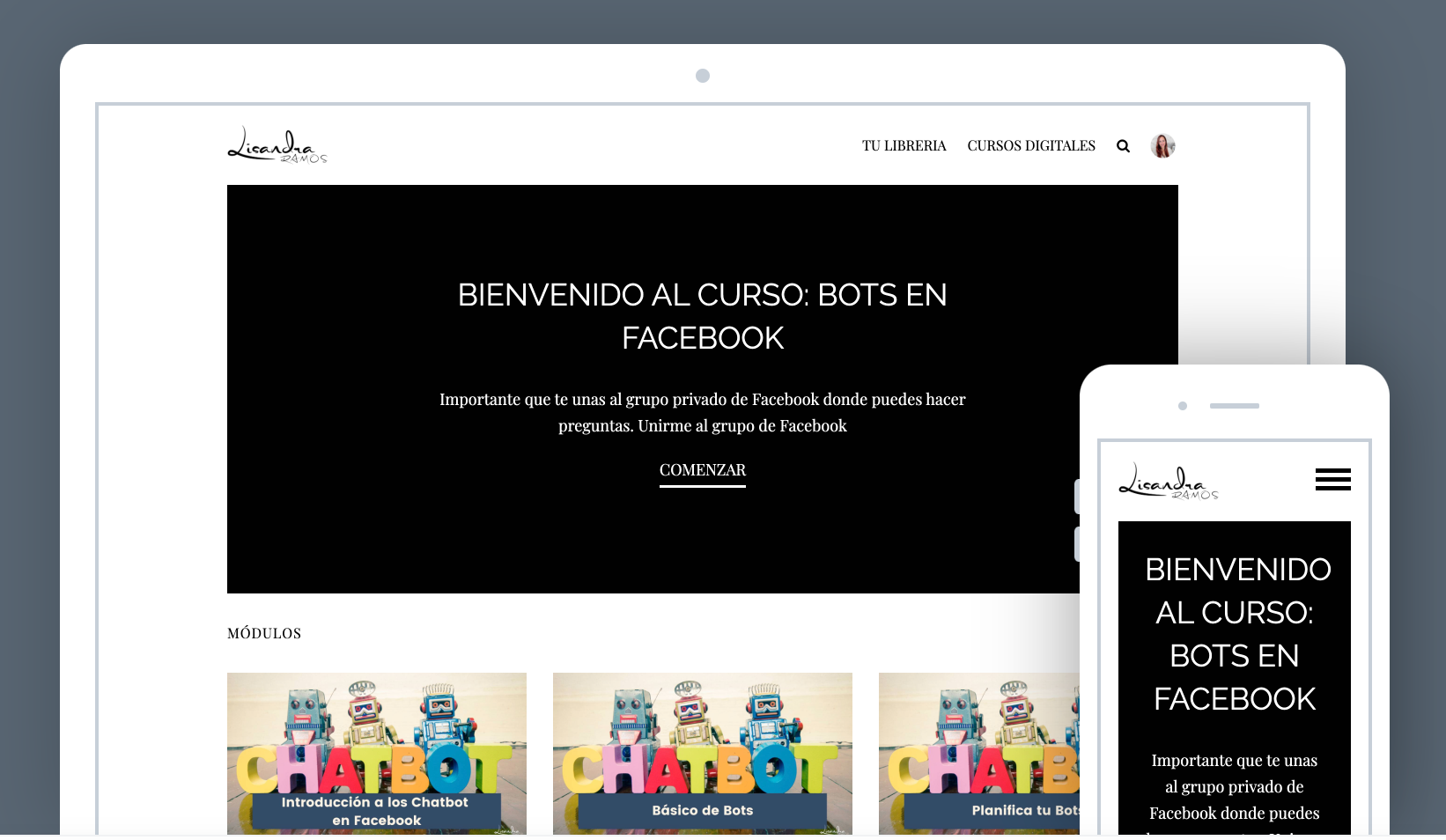 chatbots en Facebook