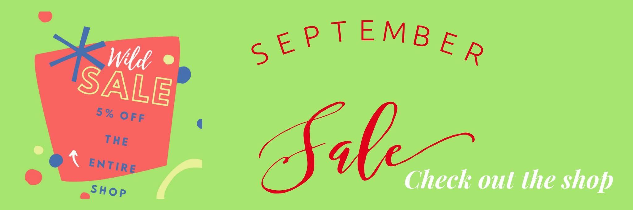 Shop of possibilities SALE