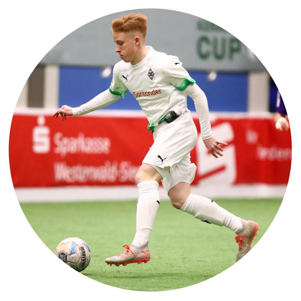 Jonas Simon, Borussia Mönchengladbach
