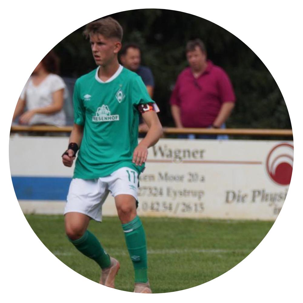 Leo Dietz, Werder Bremen