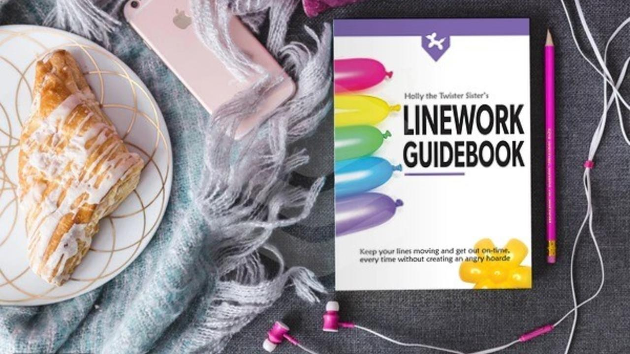 The Linework Guidebook for Balloon Artists
