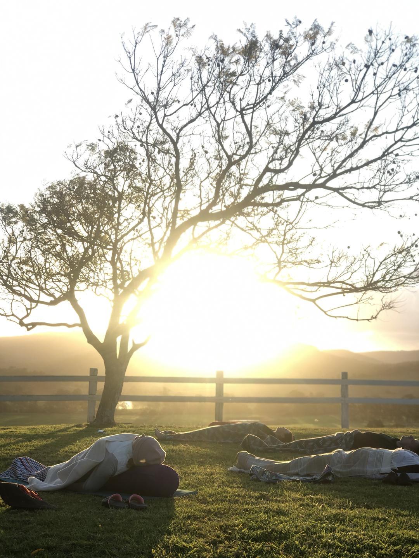 Silent Meditation Retreats Sunshine Coast - Kara Swift