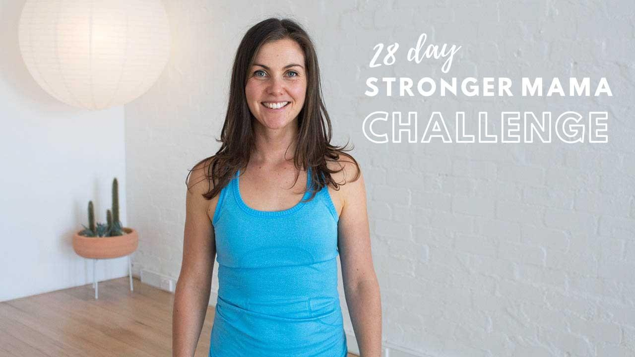 Lose Baby weight with 28 day weight loss challenge