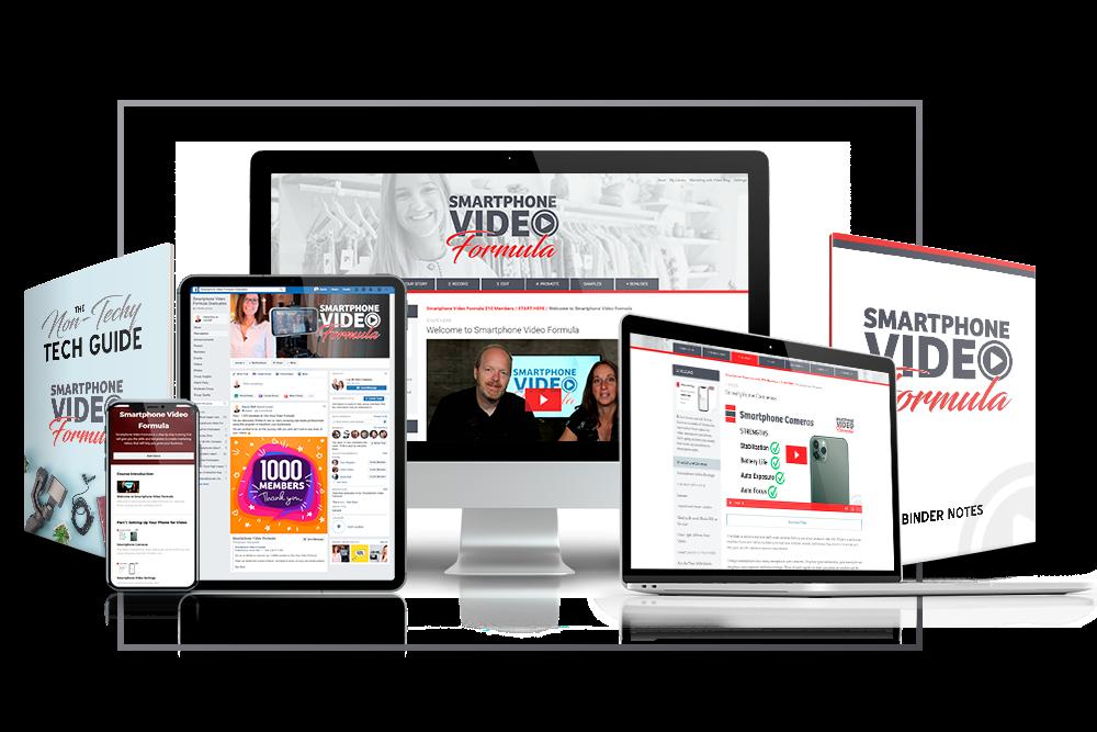 Smartphone Video Formula Course