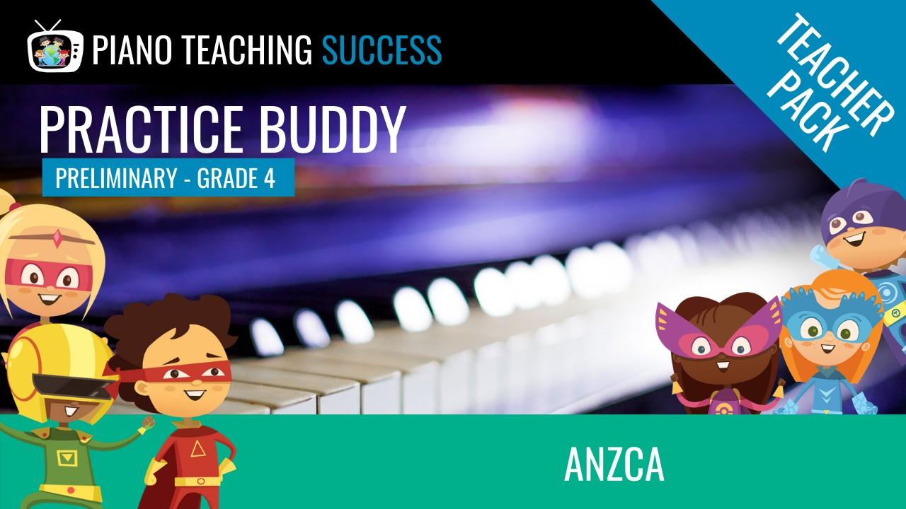 ANZCA Practice Buddy Teacher Pack