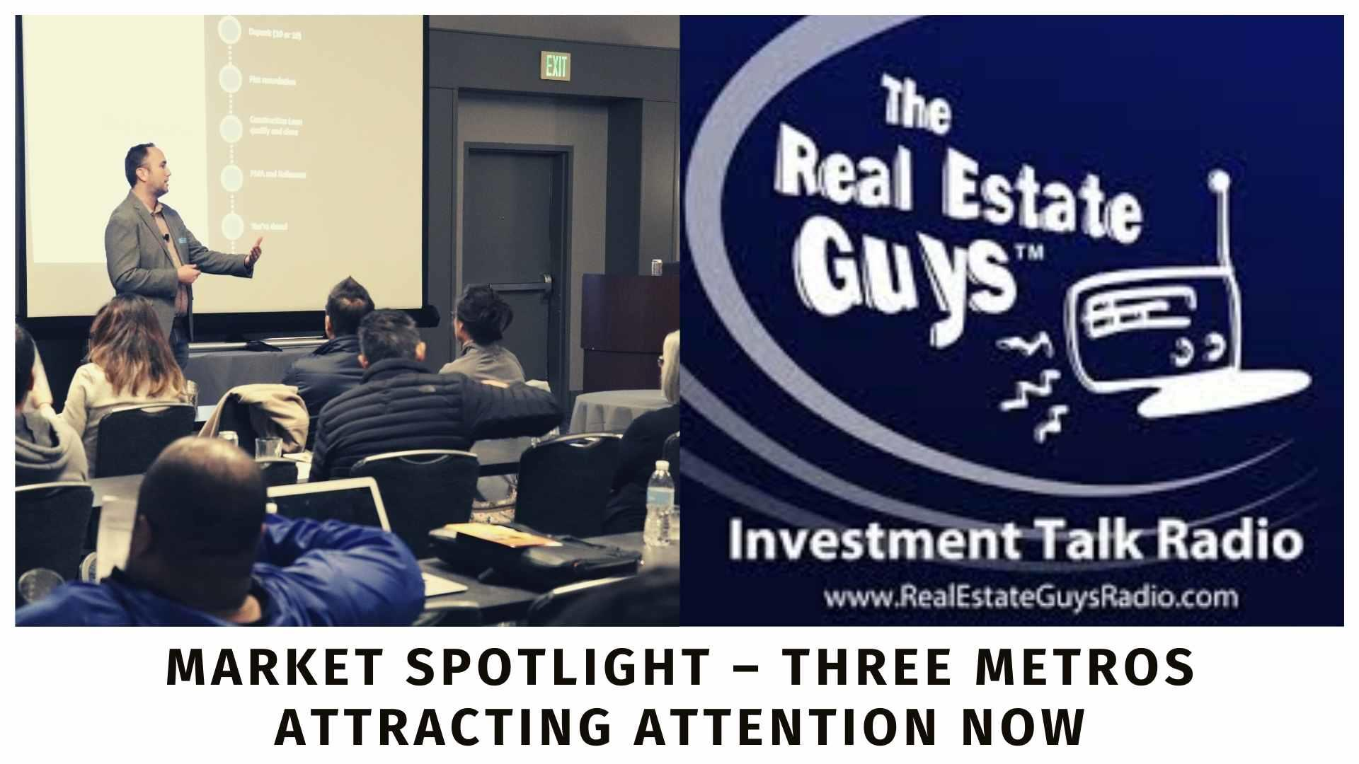 Steve Olson and the Real Estate Guys