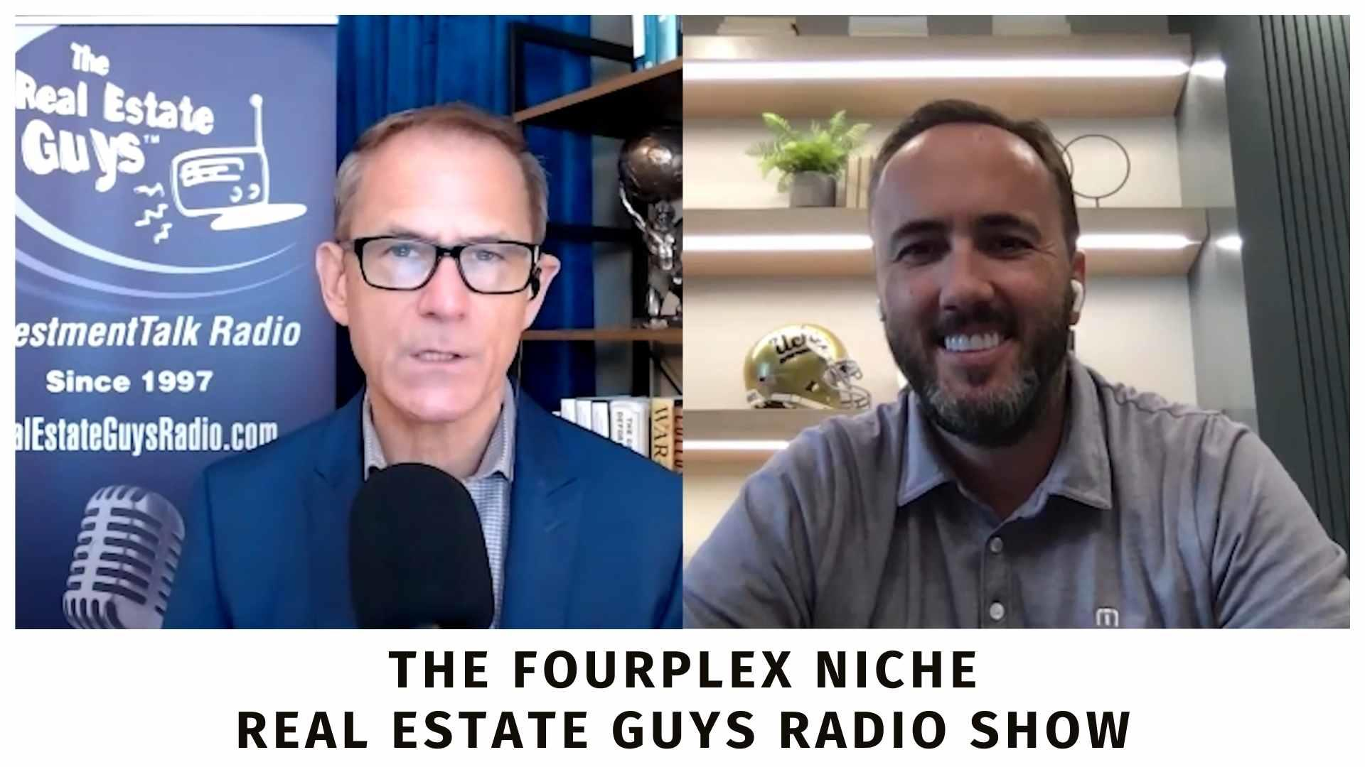 Steve Olson on the Real Estate Guys Radio Show