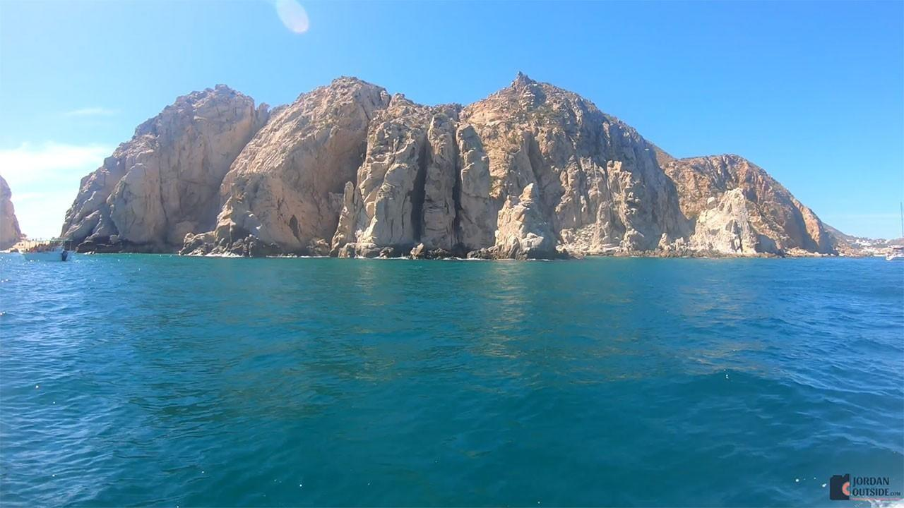 Cabo San Lucas Rock Formations
