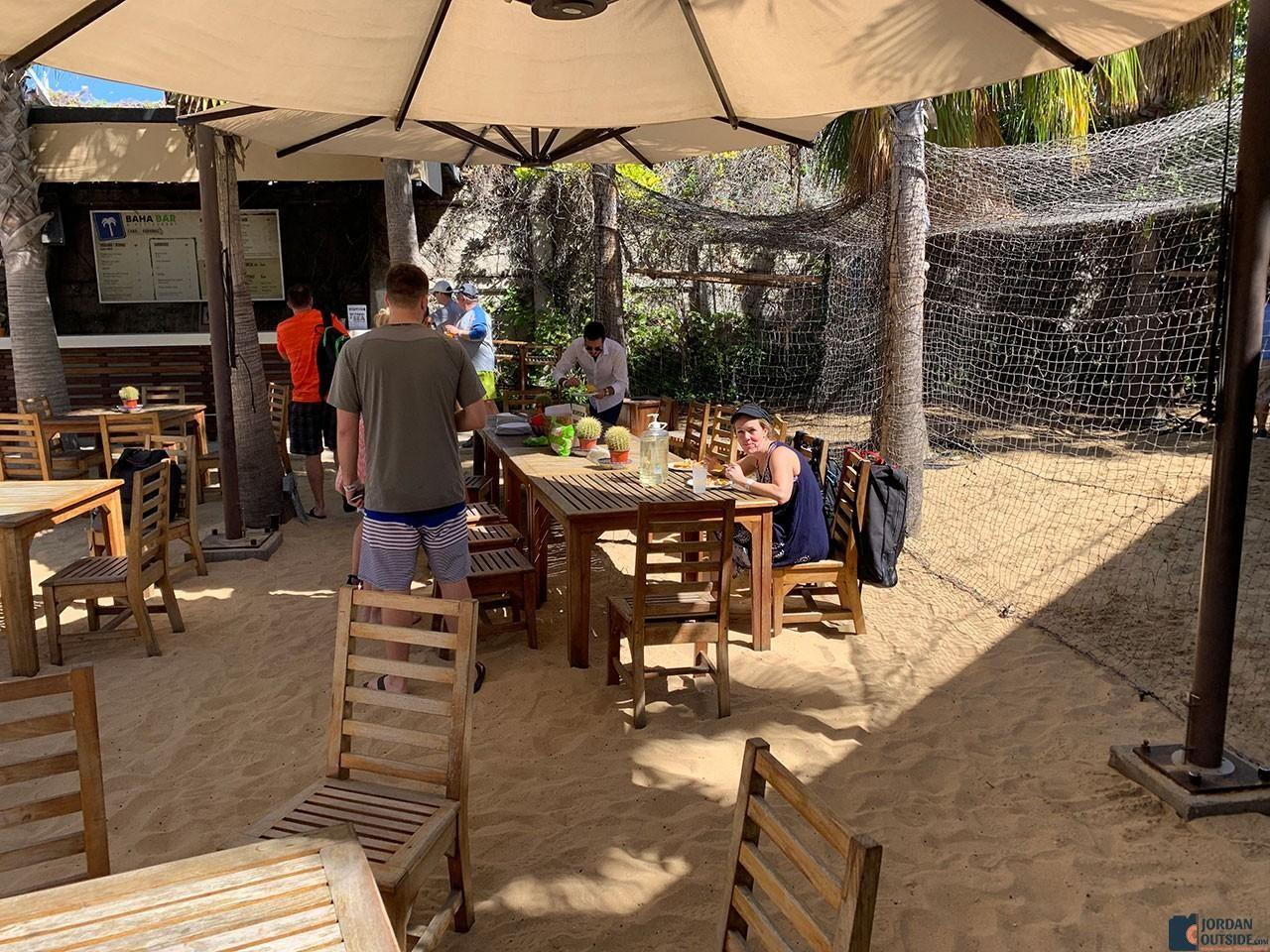 Cabo Adventures Lunch