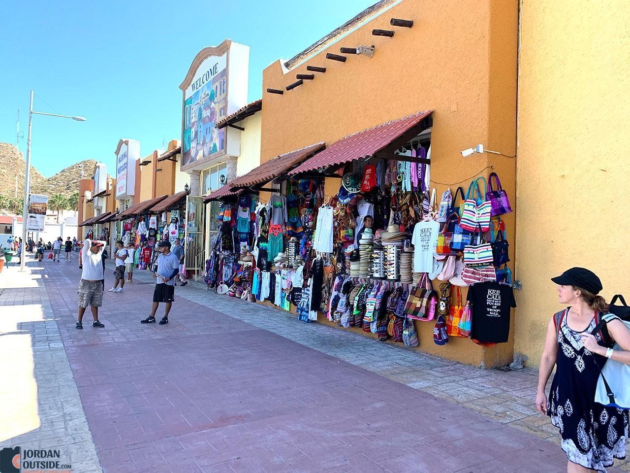 Shopping in Cabo San Lucas