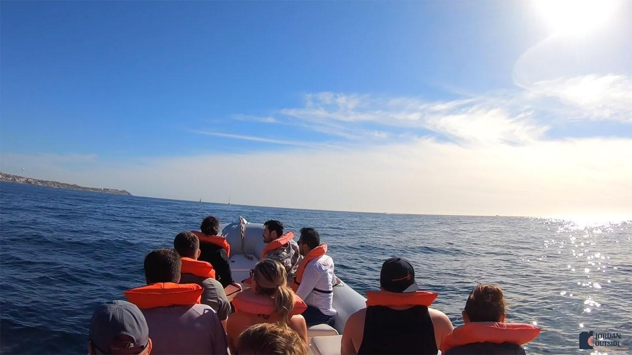 Cabo Adventures Speed Boat