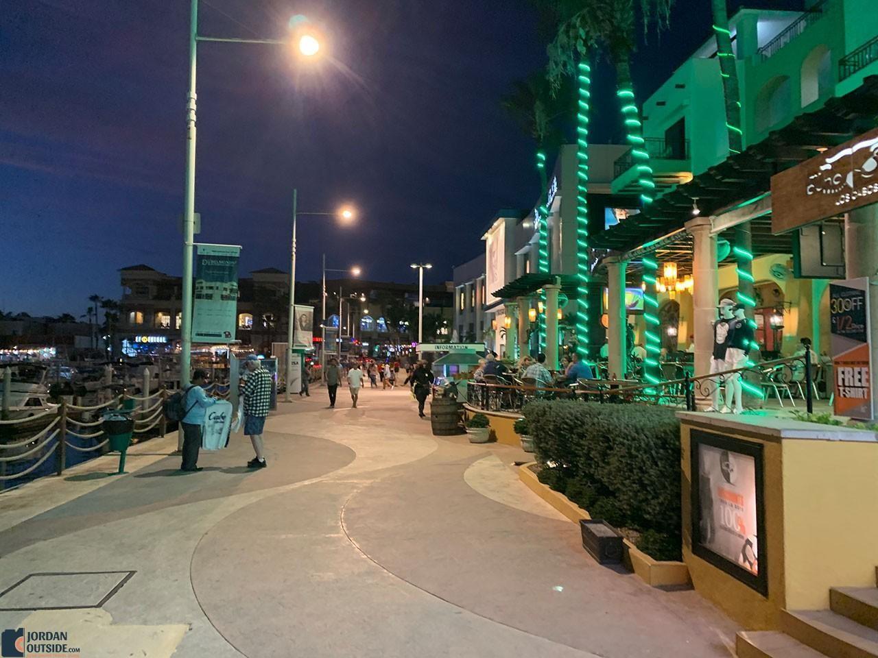 Marina Fiesta Boardwalk