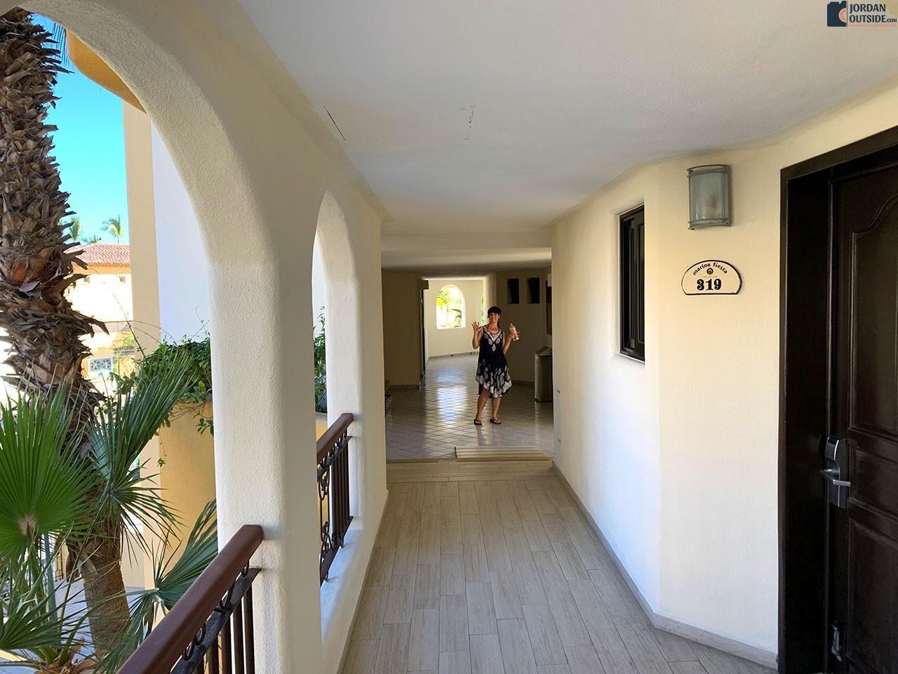 Marina Fiesta Hallway