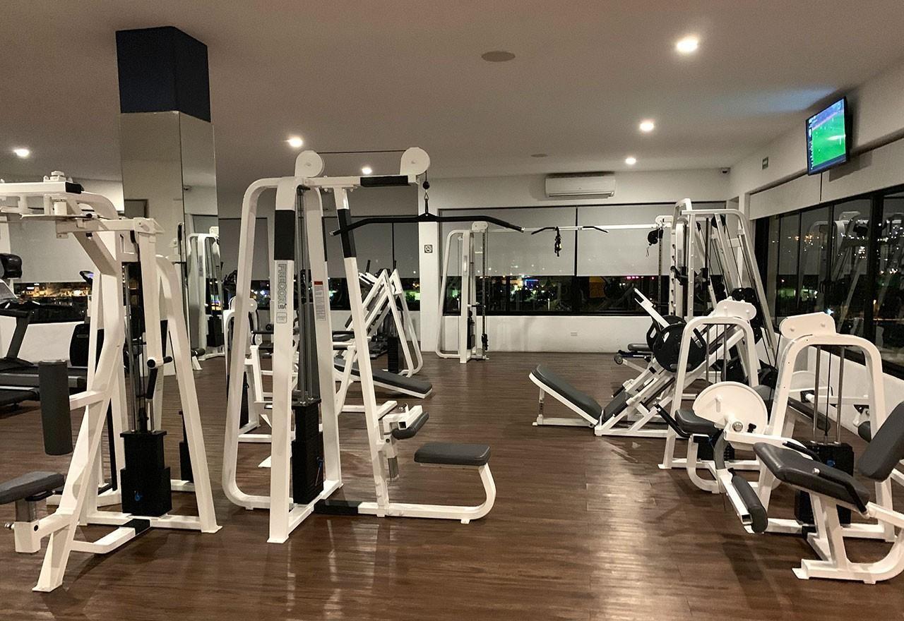 Marina Fiesta Workout Room
