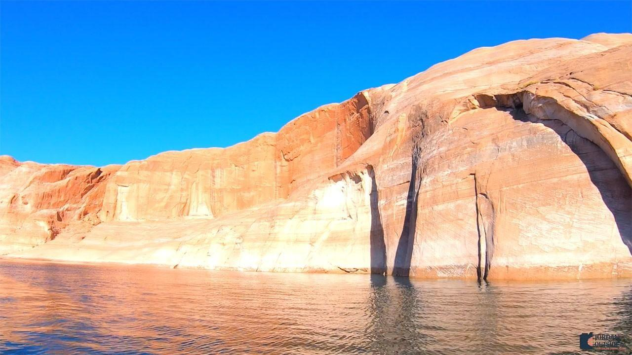 Lake Powell Cliff Jumping