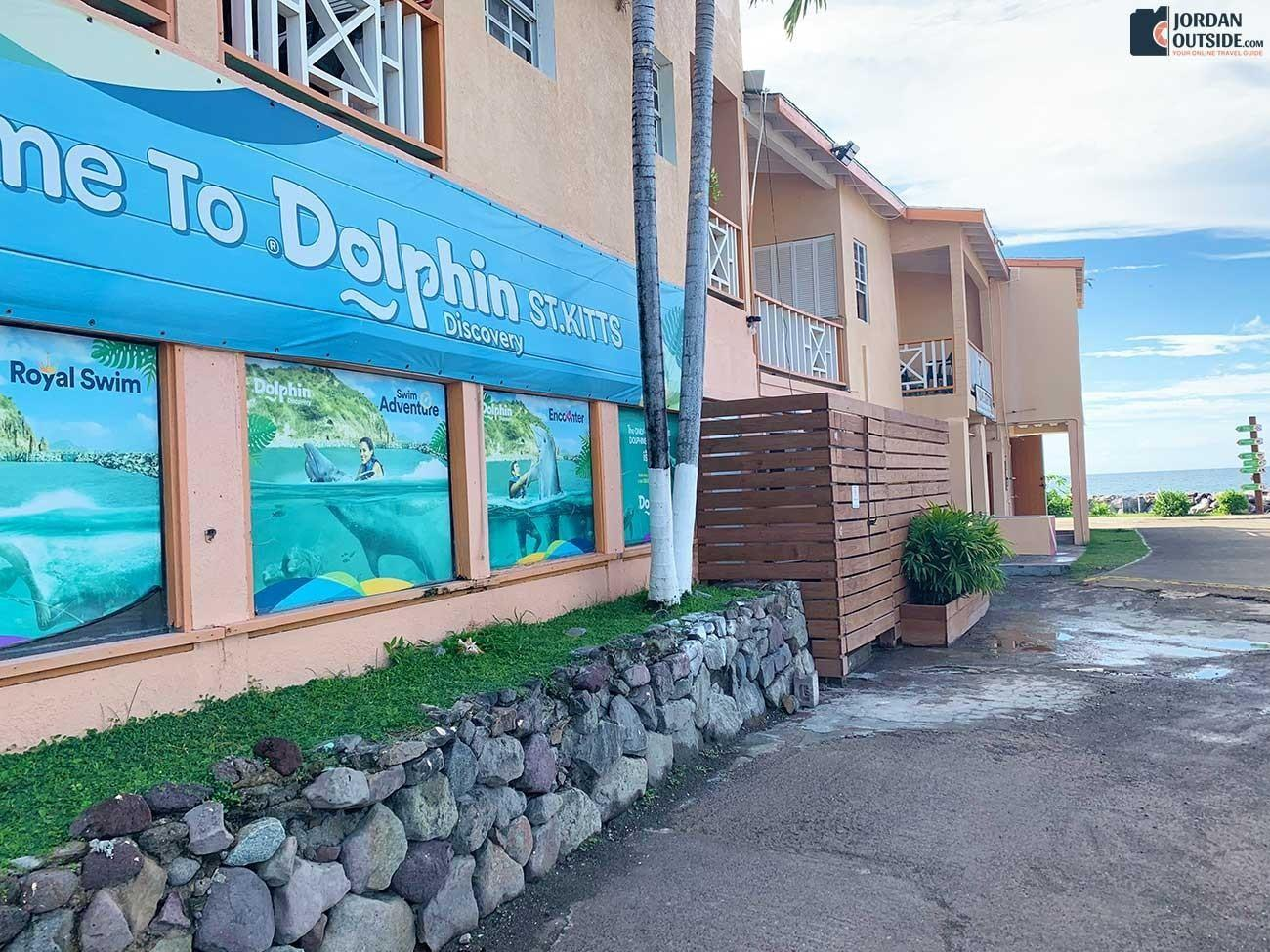 Dolphin Discovery Building