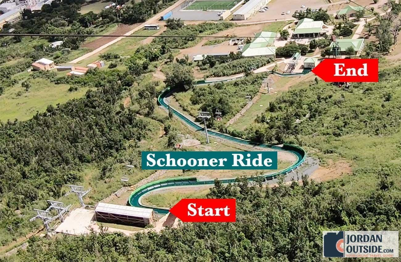 Schooner Ride in St. Maarten