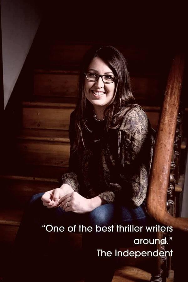 Joanna Cannon at The Novelry