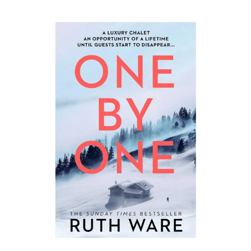 Ruth Ware One by One