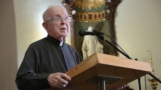 Fr. Mike Barry, SSCC